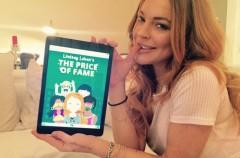 Lindsay Lohan prepara una serie sobre los oligarcas rusos