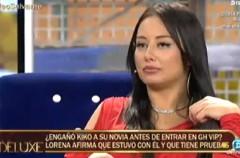 Lorena de Souza habla de su relación con Kiko Rivera en Sálvame deluxe
