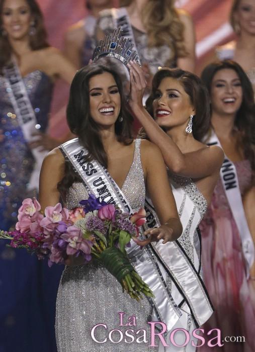 Desiré Cordero, entre las 10 finalistas de Miss Universo 2014 que gana Miss Colombia