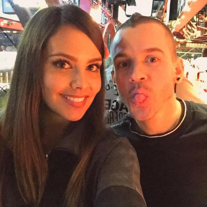 Cristina Pedroche inicia una relación con el chef David Muñoz