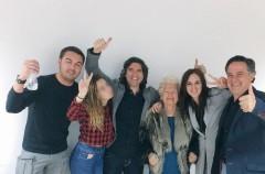 Andreíta celebra la salvación de Belén Esteban en Twitter