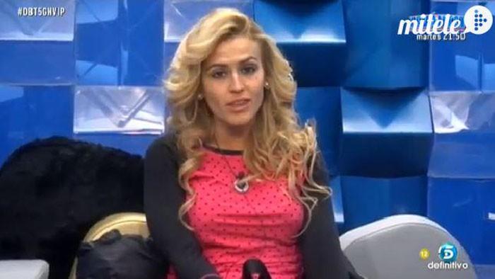 Chari no acepta la dictadura de Belén Esteban en Gran Hermano VIP
