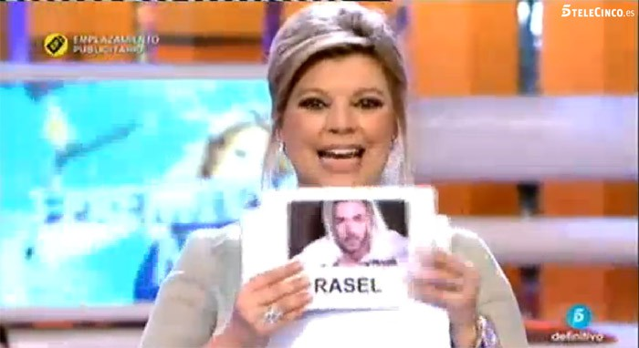 Rasel, excuñado de Melendi, séptimo confirmado en Supervivientes 2015