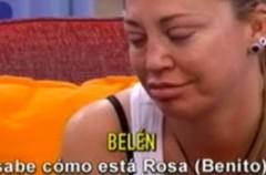 Belén Esteban habla sobre Rosa Benito en Gran Hermano VIP