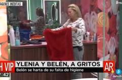Ylenia y Belén Esteban, enfadadas en Gran Hermano VIP