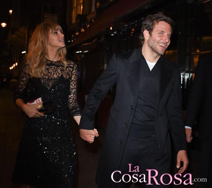 Bradley Cooper y Suki Waterhouse rompen tras dos años de noviazgo