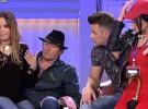 Gloria Camila habla de todo en su primera aparición en un plató televisivo