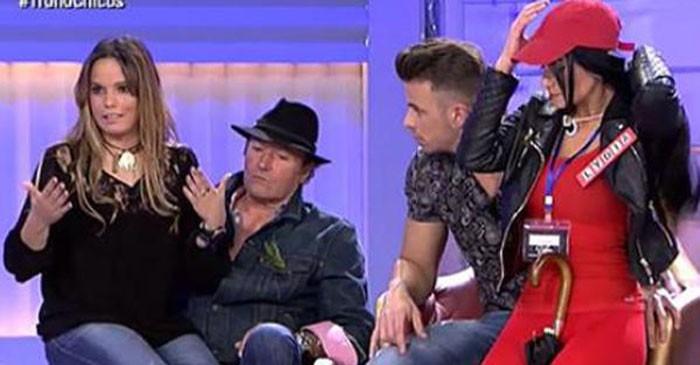 Gloria Camila habla de todo en su primer aparición en un plató televisivo