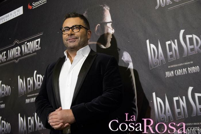 """Jorge Javier Vázquez presenta su obra teatral """"Iba en serio"""""""