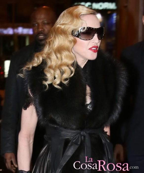 Madonna cuenta que fue violada en su primer año en Nueva York