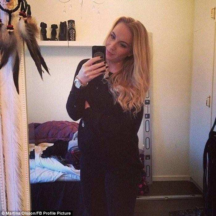 La modelo sueca Martina Olsson afirma que tuvo un affaire con Zayn Malik