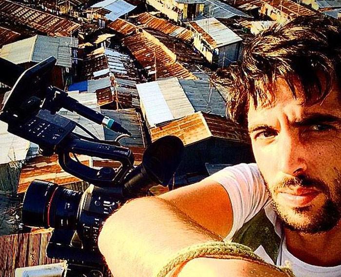 Muere a los 32 años Santi Trancho, novio de la actriz Ana Fernández