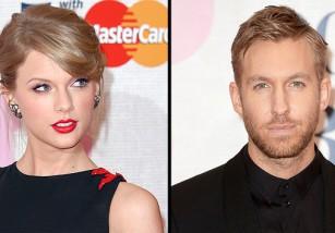 Taylor Swift sale con Calvin Harris desde febrero