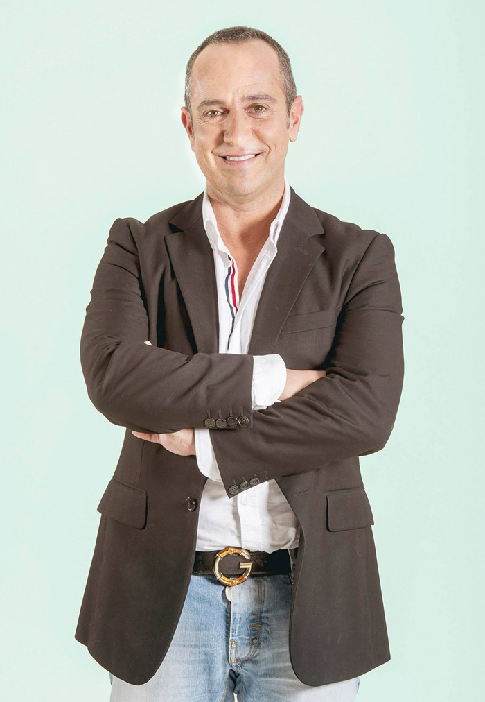 Víctor Sandoval se arrepiente de haber hablado mal de Belén Esteban