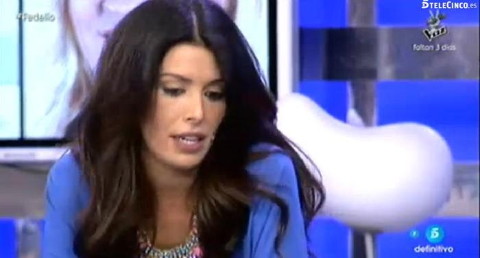 Yasmina, ex de Fede, asegura que el concursante de Gran Hermano VIP no quiere a nadie