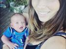Justin Timberlake y Jessica Biel comparten la primera foto de su hijo Silas