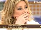 Mila Ximénez, emotiva entrevista en Sálvame Deluxe