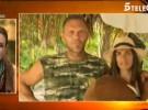 Nacho Vidal y Suhaila Jad, tregua en Supervivientes