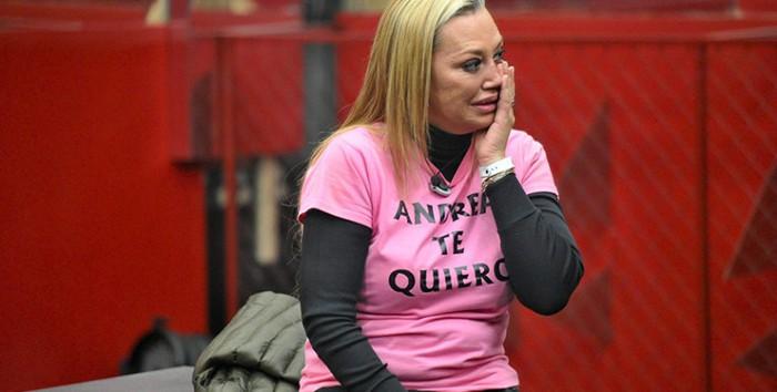 Jorge Javier Vázquez se siente perjudicado por Belén Esteban