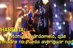 Chabelita y sus confidencias discotequeras antes de embarcarse en Supervivientes 2015
