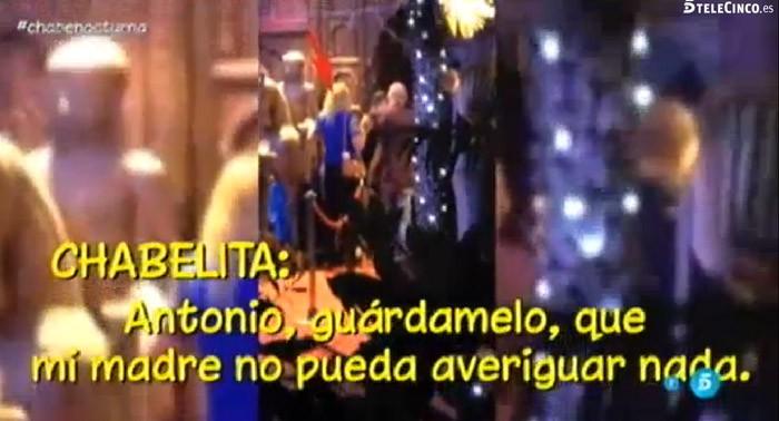 Chabelita y sus confidencias discotequeras antes de embarcarse en Supervivientes
