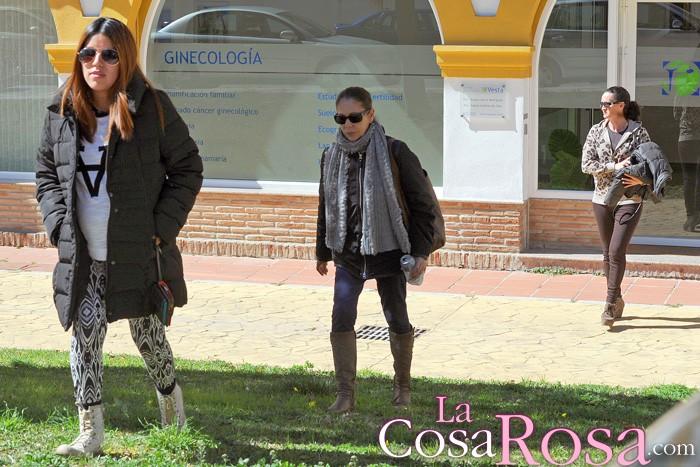 Isabel Pantoja se comunica con Dulce por su nieto