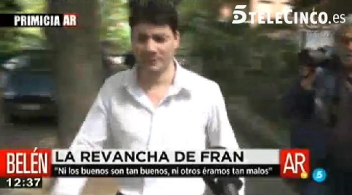 Fran lanza un mensaje a Belén Esteban tras ruptura con Miguel