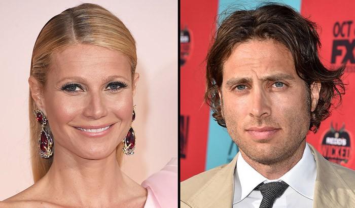 Gwyneth Paltrow y Brad Falchuk se dejan ver juntos en público