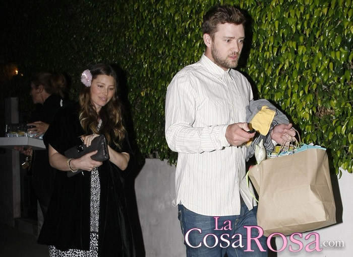 Jessica Biel y Justin Timberlake ya son padres