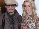 Johnny Depp le agradece a su mujer el apoyo recibido