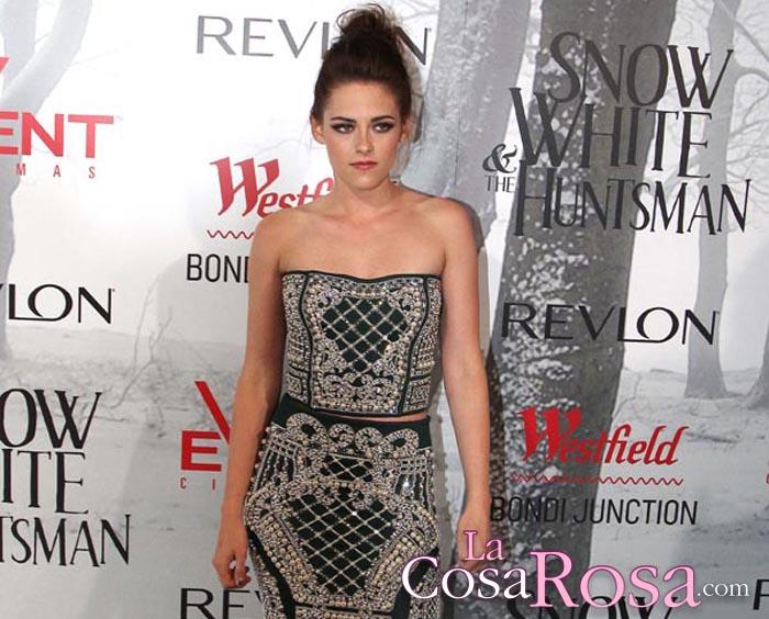 Kristen Stewart critica el machismo en la industria del cine