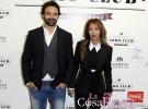 María Patiño presenta el corto «La cara del diablo» junto a su pareja
