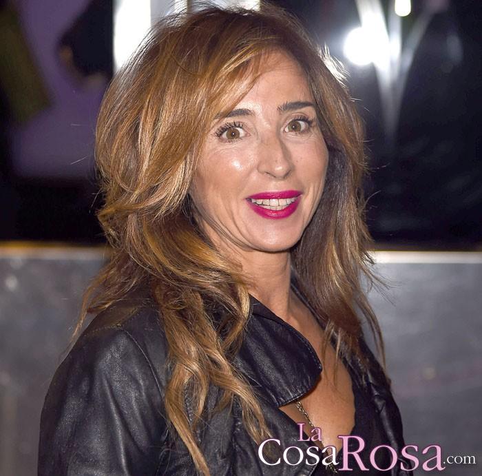 El padre de María Patiño está siendo tratado de un cáncer de colon