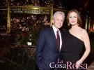 Michael Douglas y Catherine Zeta-Jones están oficialmente reconciliados