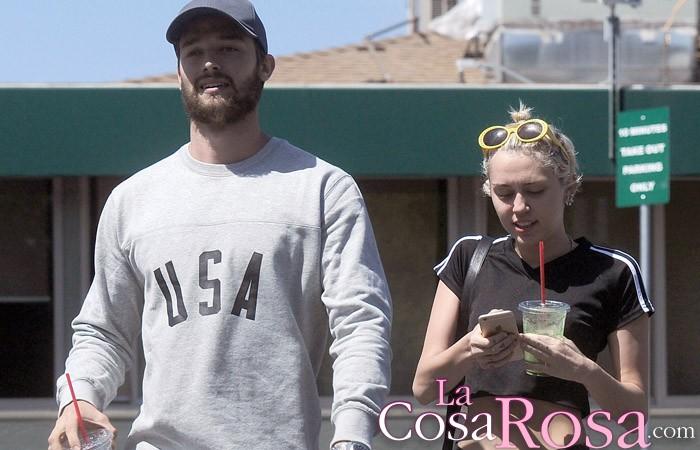 Miley Cyrus y Patrick Schwarzenegger dejan su relación