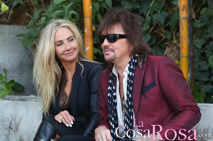La exnovia de Richie Sambora, Nikki Lund, afirma que amenazó con matarla