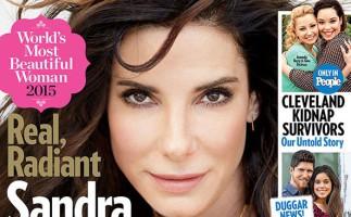 Sandra Bullock, la mujer más bella de 2015 para People