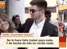 El padre de Alejandro Albalá guarda grabaciones comprometidas de Chabelita
