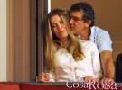 La novia de Antonio Banderas, Nicole Kimpel, aspira a casarse con él y tener hijos