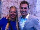 Belén Esteban y Albert Rivera posan juntos en Twitter