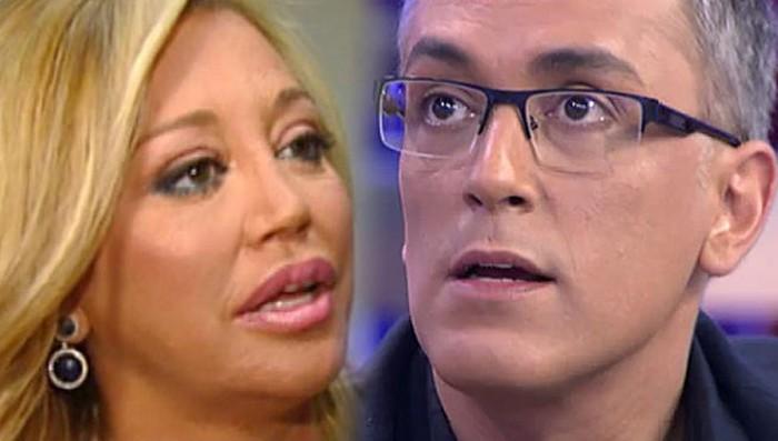 Belén Esteban es entrevistada por Kiko Hernández en ¡Qué me dices!