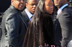 Bobbi Kristina Brown, nadie quiere que se filtren fotos de su funeral