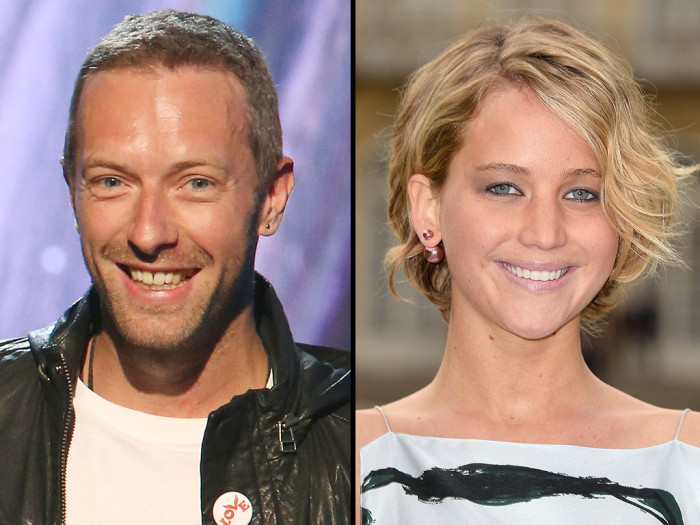 Jennifer Lawrence y Chris Martin, más felices que nunca