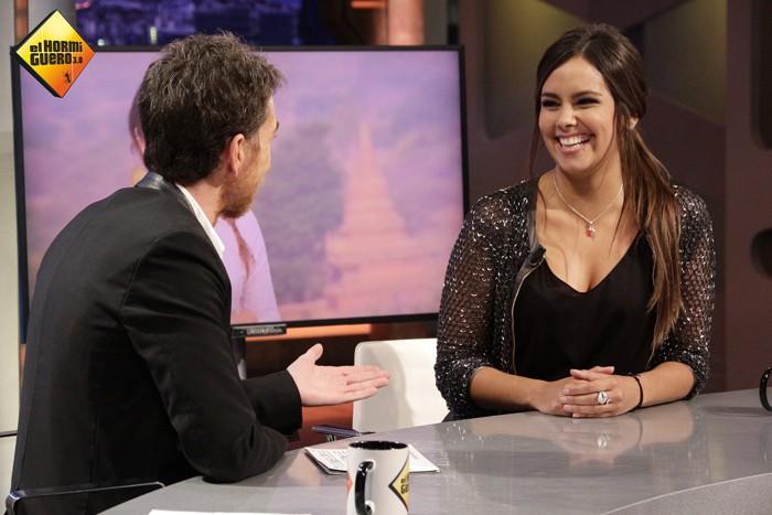 Cristina Pedroche confiesa que es la primera vez que se enamora de verdad