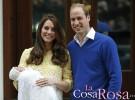 Kate Middleton se marcha a casa con su hija recién nacida
