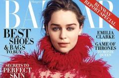 "Emilia Clarke quiere ""tener algo sexual"" con Channing Tatum y Jenna Dewan"