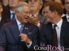 El príncipe Enrique no se siente como Bridget Jones