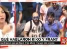 Francisco y Kiko Rivera, reencuentro entre hermanos