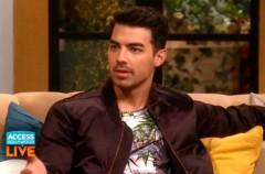 Joe Jonas sigue soltero y es amigo de Taylor Swift