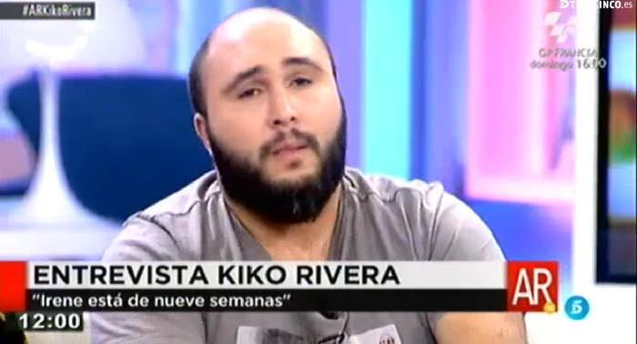Kiko Rivera habla de su madre, de novia y de Belén Esteban